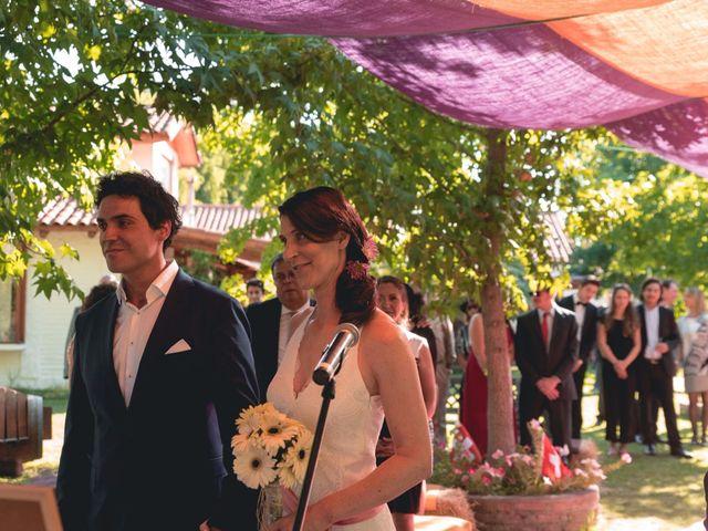 El matrimonio de Rafa y Corinne en Santa Cruz, Colchagua 47