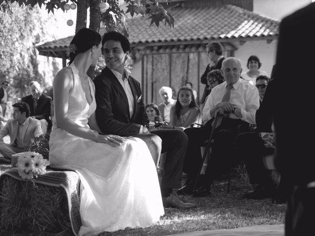 El matrimonio de Rafa y Corinne en Santa Cruz, Colchagua 48