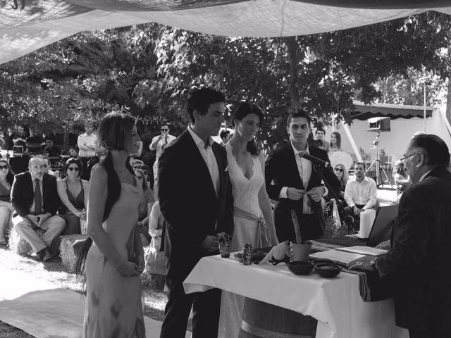 El matrimonio de Rafa y Corinne en Santa Cruz, Colchagua 50