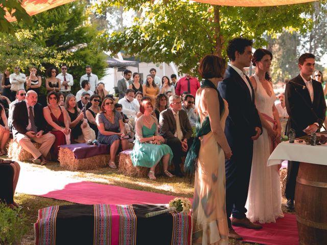 El matrimonio de Rafa y Corinne en Santa Cruz, Colchagua 52