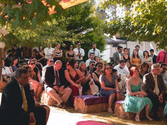 El matrimonio de Rafa y Corinne en Santa Cruz, Colchagua 53