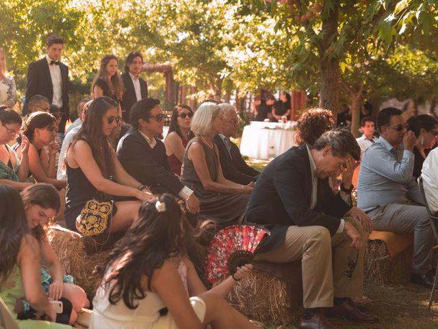El matrimonio de Rafa y Corinne en Santa Cruz, Colchagua 55