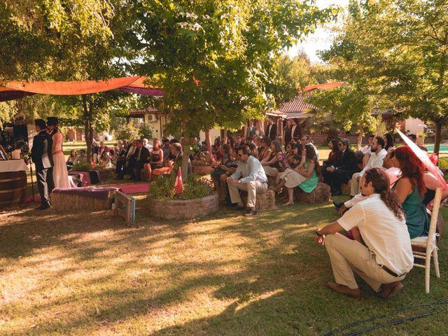 El matrimonio de Rafa y Corinne en Santa Cruz, Colchagua 57