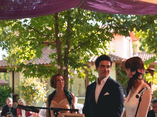El matrimonio de Rafa y Corinne en Santa Cruz, Colchagua 58