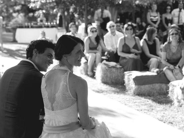 El matrimonio de Rafa y Corinne en Santa Cruz, Colchagua 64