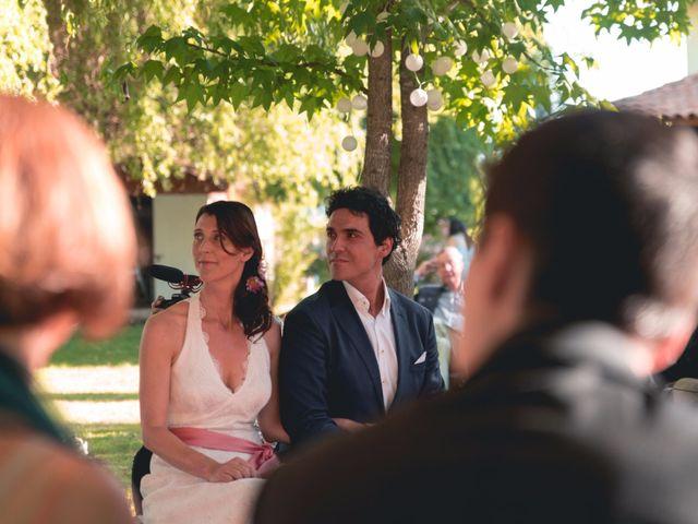 El matrimonio de Rafa y Corinne en Santa Cruz, Colchagua 71
