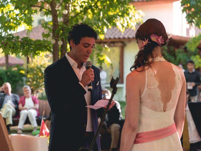 El matrimonio de Rafa y Corinne en Santa Cruz, Colchagua 72