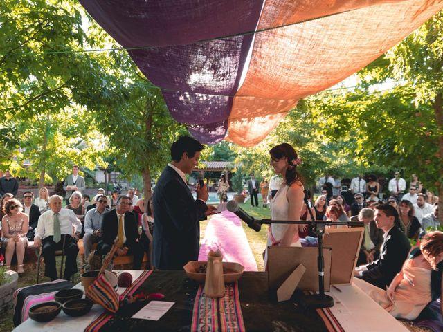 El matrimonio de Rafa y Corinne en Santa Cruz, Colchagua 73