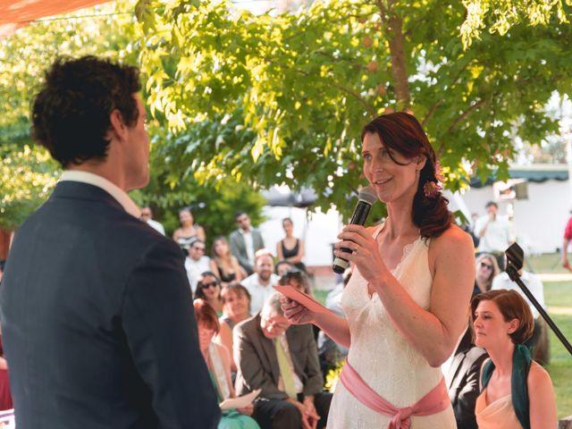 El matrimonio de Rafa y Corinne en Santa Cruz, Colchagua 75
