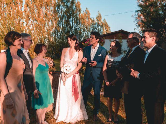 El matrimonio de Rafa y Corinne en Santa Cruz, Colchagua 94