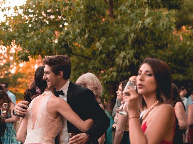El matrimonio de Rafa y Corinne en Santa Cruz, Colchagua 110