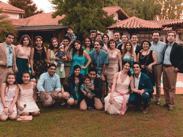El matrimonio de Rafa y Corinne en Santa Cruz, Colchagua 116
