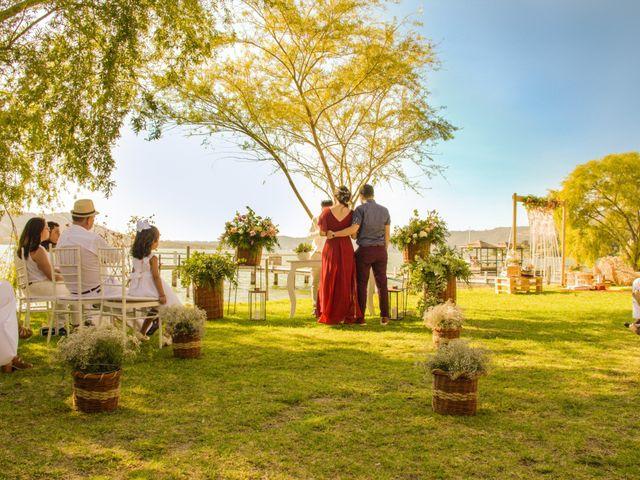 El matrimonio de David y Alejandra en Las Cabras, Cachapoal 2