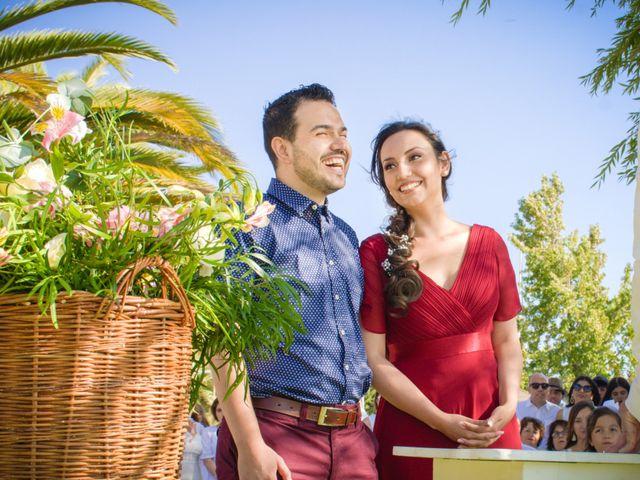 El matrimonio de David y Alejandra en Las Cabras, Cachapoal 5