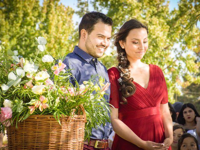 El matrimonio de David y Alejandra en Las Cabras, Cachapoal 7