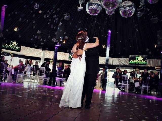 El matrimonio de Gisselle y Felipe