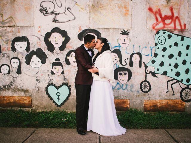 El matrimonio de Consuelo y José Ignacio