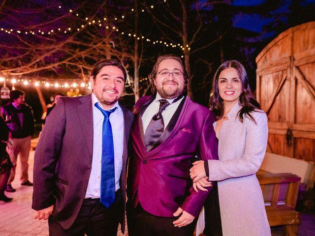 El matrimonio de Juan y Bárbara en San Bernardo, Maipo 8