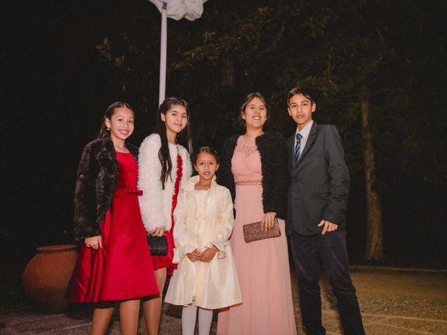 El matrimonio de Juan y Bárbara en San Bernardo, Maipo 9