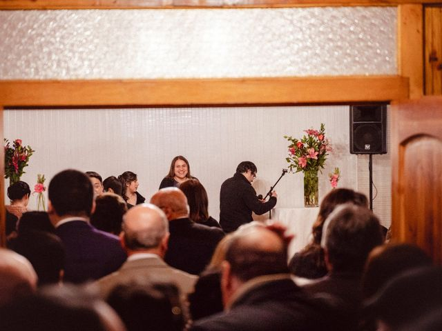 El matrimonio de Juan y Bárbara en San Bernardo, Maipo 12
