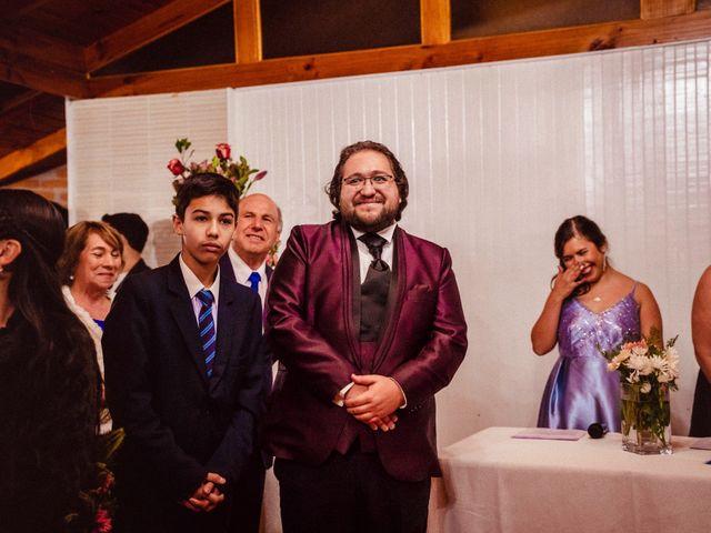 El matrimonio de Juan y Bárbara en San Bernardo, Maipo 17