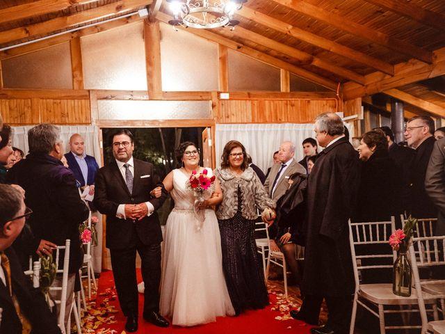El matrimonio de Juan y Bárbara en San Bernardo, Maipo 18