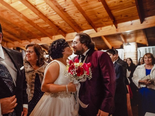 El matrimonio de Juan y Bárbara en San Bernardo, Maipo 19