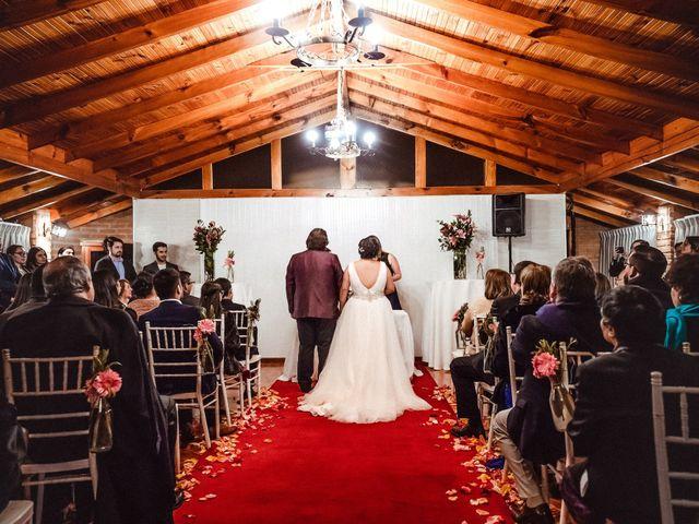 El matrimonio de Juan y Bárbara en San Bernardo, Maipo 22