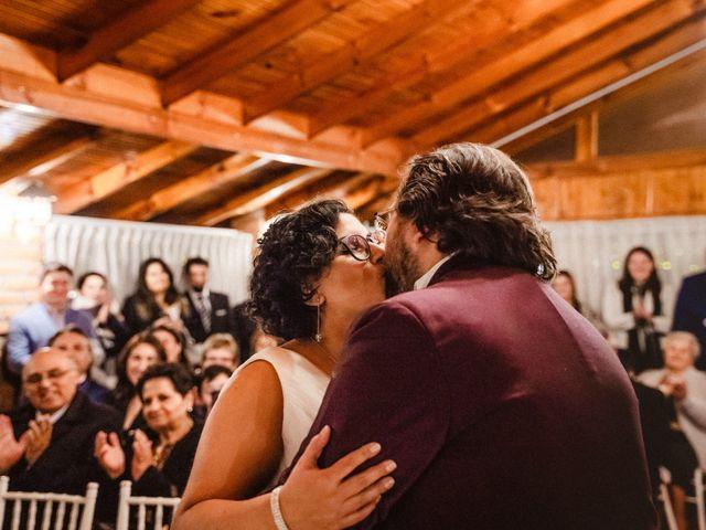 El matrimonio de Juan y Bárbara en San Bernardo, Maipo 27
