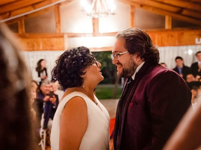 El matrimonio de Juan y Bárbara en San Bernardo, Maipo 28