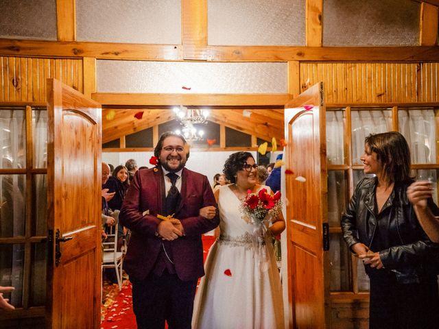 El matrimonio de Juan y Bárbara en San Bernardo, Maipo 30