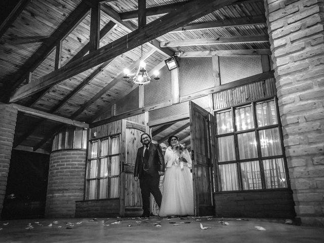 El matrimonio de Juan y Bárbara en San Bernardo, Maipo 34