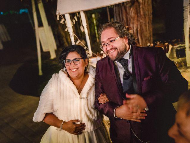 El matrimonio de Juan y Bárbara en San Bernardo, Maipo 37