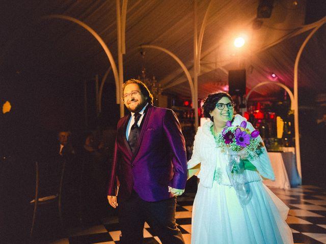 El matrimonio de Juan y Bárbara en San Bernardo, Maipo 42