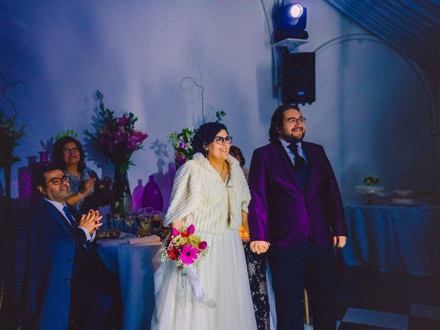 El matrimonio de Juan y Bárbara en San Bernardo, Maipo 43