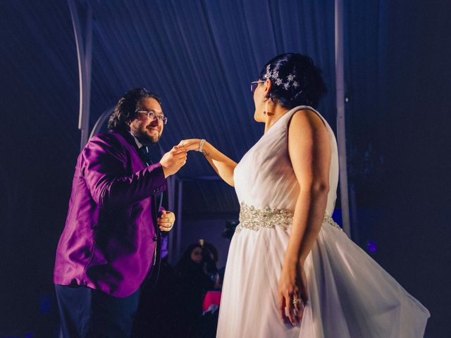 El matrimonio de Juan y Bárbara en San Bernardo, Maipo 44