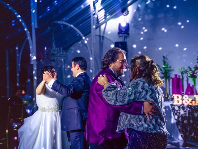 El matrimonio de Juan y Bárbara en San Bernardo, Maipo 46