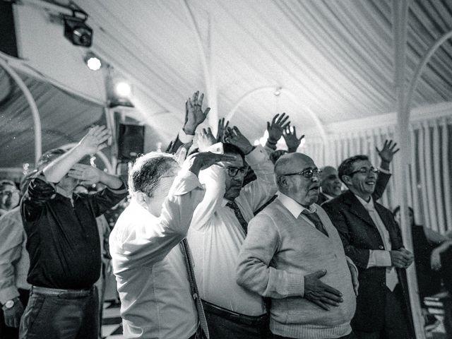 El matrimonio de Juan y Bárbara en San Bernardo, Maipo 82