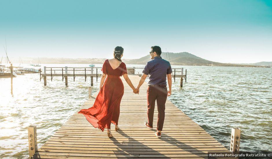 El matrimonio de David y Alejandra en Las Cabras, Cachapoal