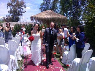 El matrimonio de Valentina y Marco 1