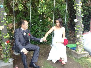 El matrimonio de Valentina y Marco