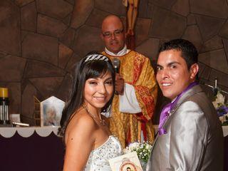 El matrimonio de Leticia y Jorge 1