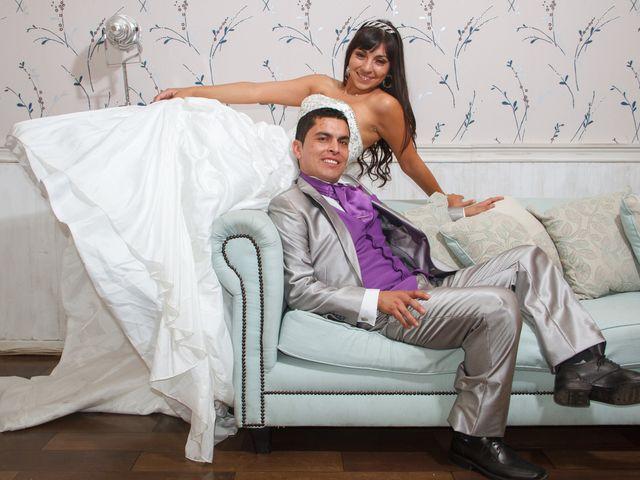 El matrimonio de Leticia y Jorge