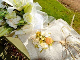 El matrimonio de Ayeska y Juan Francisco 2