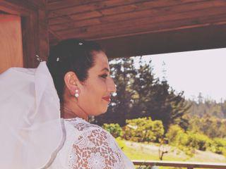 El matrimonio de Ayeska y Juan Francisco 3