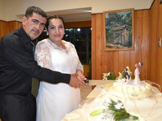 El matrimonio de Ayeska y Juan Francisco