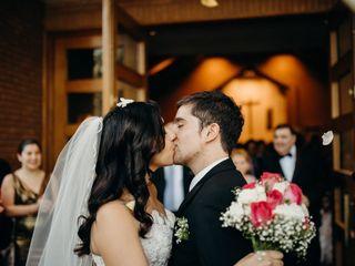 El matrimonio de Carla y Carlos 3