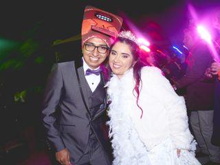 El matrimonio de Katty y Sergio