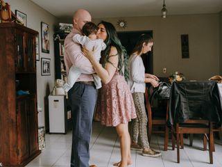 El matrimonio de Daniela y Alfredo 3