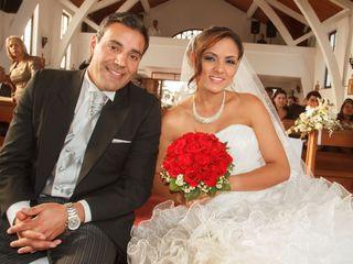 El matrimonio de Kelly y Diego 1